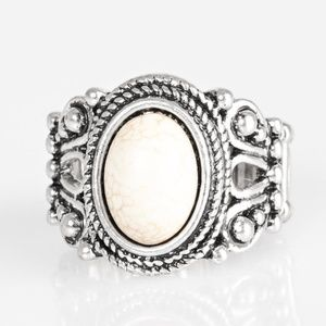 💍 5 for $25 sale! 💍 White Ring